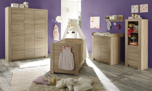 Babyzimmer Carlotta