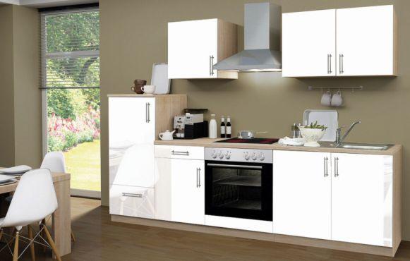 Küchenblöcke 270 cm