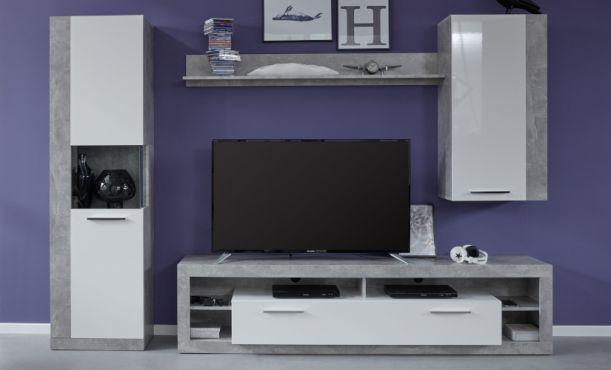 weiß grau