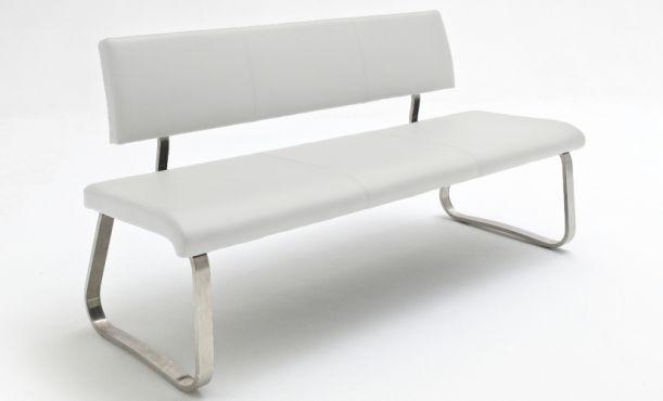 Sitzbänke weiß