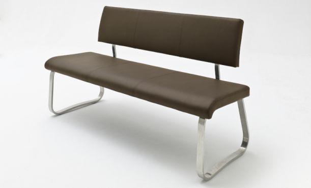 Sitzbänke braun