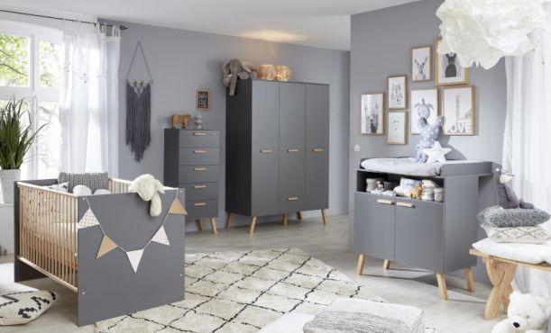 Möbel für ein hyggeliges Babyzimmer