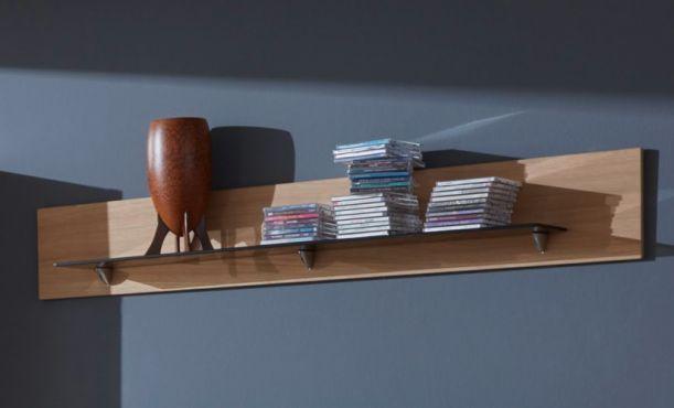 Wandregale und Wandboards