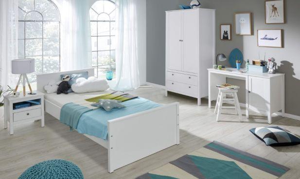 Das Babyzimmer / Kinderzimmer im Landhausstil