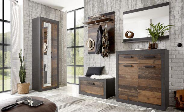Garderobe Ward