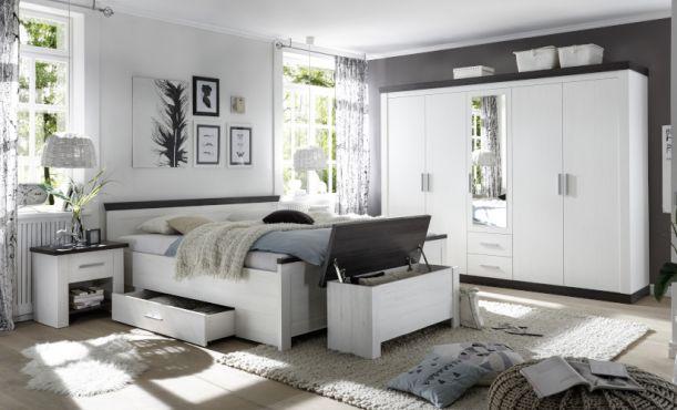 Schlafzimmerprogramm Corela