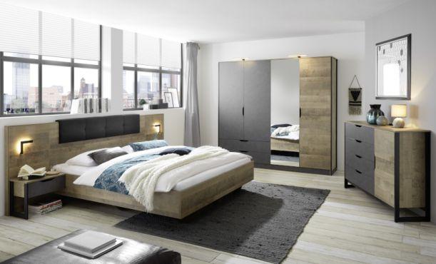 Schlafzimmerprogramm Galen