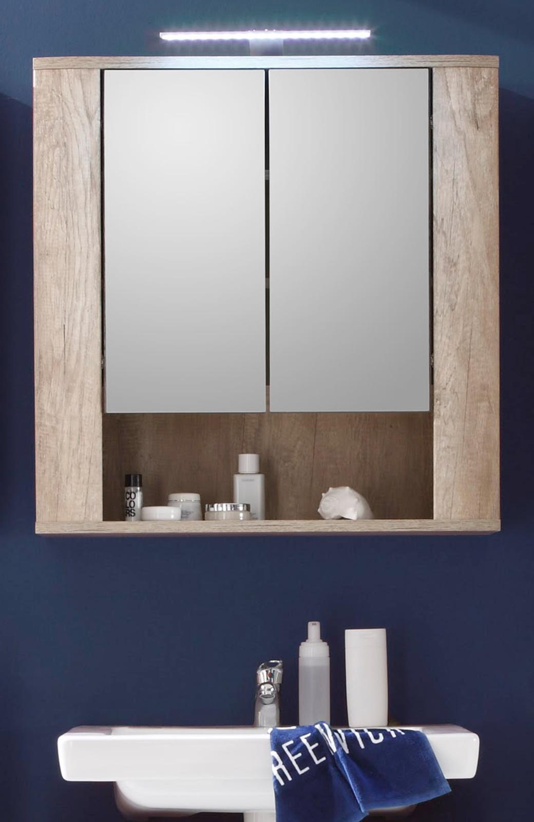 Badezimmer: Spiegelschrank \