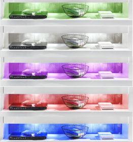 Unterbauspot Farbwechsel 2er Set Möbelleuchte Unterbauleuchte RGB