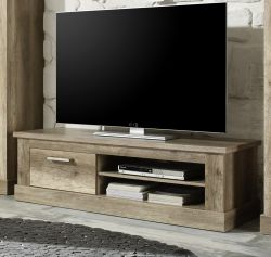 TV-Unterteil Sideboard Montreal in Canyon Monument Eiche 146 x 45 cm