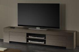 TV-Unterteil Lowboard Eiche grau Italien Vienda