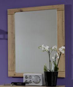 Garderobenspiegel Chelsea in Artisan Eiche Flur Wandspiegel 73 x 85 cm