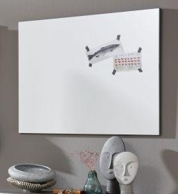 Garderobenspiegel Line in Sardegna grau Rauchsilber Spiegel 80 x 70 cm